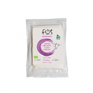 Organic Greek Feta Cheese (180g)