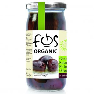 Organic Kalamata Olives (pitted)