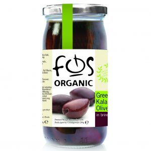 Organic Kalamata Olives (whole)