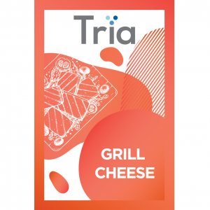 Greek Grill Cheese – Halloumi Style